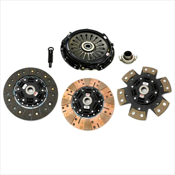 Competition Clutch Stage 2 Steelback Brass Plus Clutch Kit Scion tC (2005-2010)