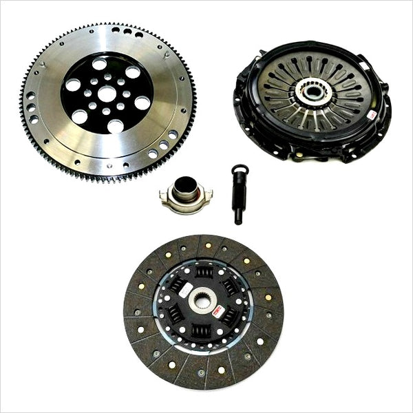 Competition Clutch Stage 2 Steelback Brass Plus Clutch Kit w/ Flywheel WRX (2006-2014)