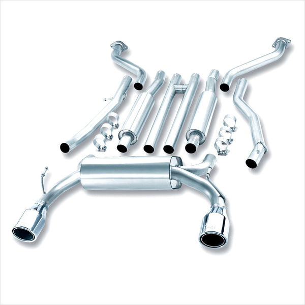 Borla S-Type Catback Exhaust G35 Coupe (2003-2007)