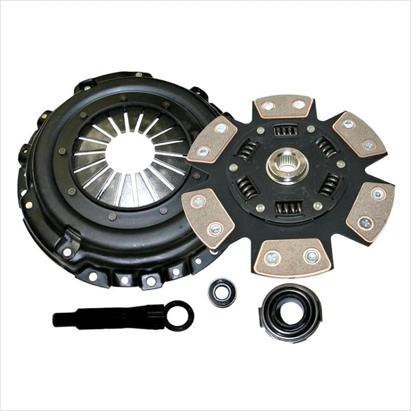 Competition Clutch Stage 4 6-Puck Ceramic Clutch Kit WRX (2006-2019)