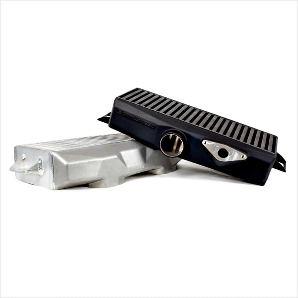 GrimmSpeed Top Mount Intercooler Black WRX (2002-2007) STI (2004-2020)