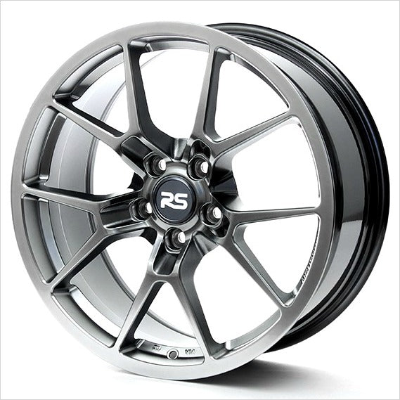 Neuspeed RSe10 Hyper Black Wheel 18x8 5x112 45mm