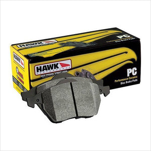 Hawk Ceramic Front Brake Pads VW MK3 MK4 Audi TT