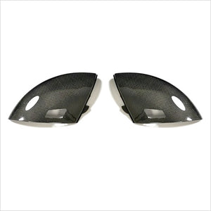 AutoTecknic Carbon Fiber Mirror Covers BMW E60 M5 E63 M6