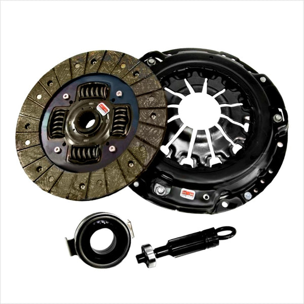 Competition Clutch Stage 2 Steelback Brass Plus Clutch Kit EVO X