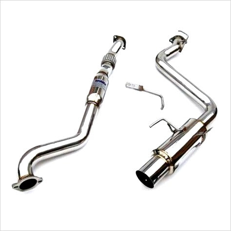 Invidia N1 Catback Exhaust Polished Tip WRX / STI (2015-2018)
