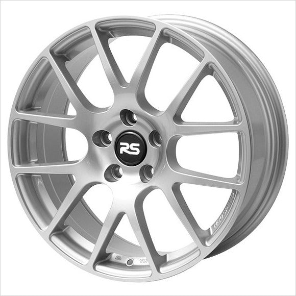 Neuspeed NM Eng RSe12 Silver Wheel 18x7.5 4x100 45mm
