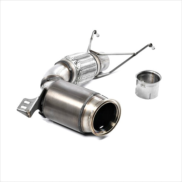Milltek Downpipe With High Flow Cat Fits Oe System Only Mini S F56
