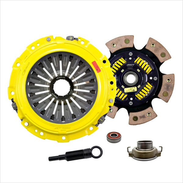 ACT Heavy Duty 6-Puck Disc Clutch Kit STI (2004-2018)