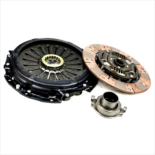 Competition Clutch Stage 3 Segmented Ceramic Clutch Kit EVO 8 / 9