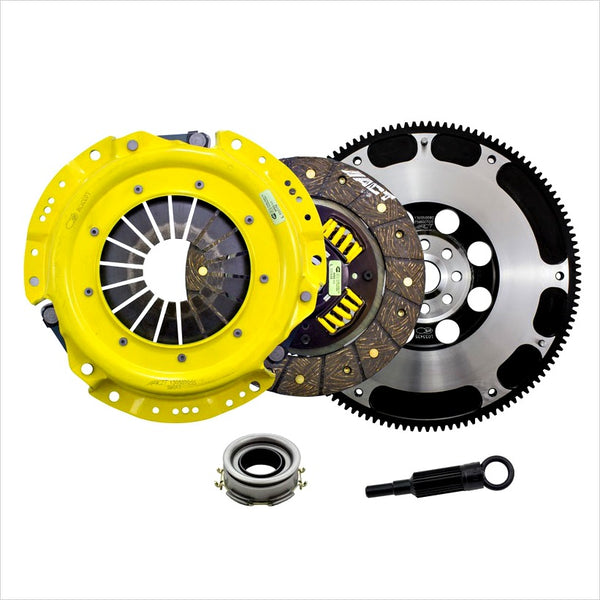 ACT Heavy Duty Performance Street Disc Clutch Kit w/ Flywheel BRZ FR-S T86