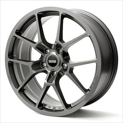 Neuspeed RSe10 Gun Metal Wheel 19x9 5x112 40mm