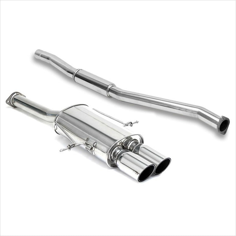NM Eng Catback Exhaust MINI S R56