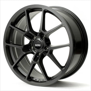 Neuspeed RSe10 Satin Black Wheel 18x9 5x112 45mm