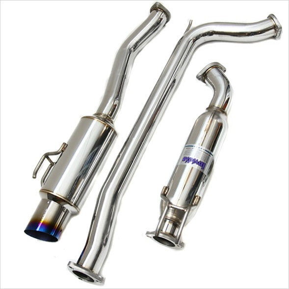 Invidia N1 Catback Exhaust Civic Si Sedan (2006-2011)