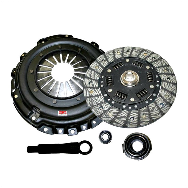 Competition Clutch Stage 2 Steelback Brass Plus Clutch Kit 350Z / G35 (2007-2009) 370Z / G37 (VQ35HR and VQ37HR)