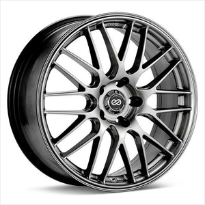 Enkei EKM3 Hyper Silver Wheel 18x7.5 5x100 45mm