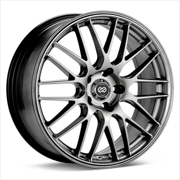 Enkei EKM3 Hyper Silver Wheel 18x8 5x110 40mm