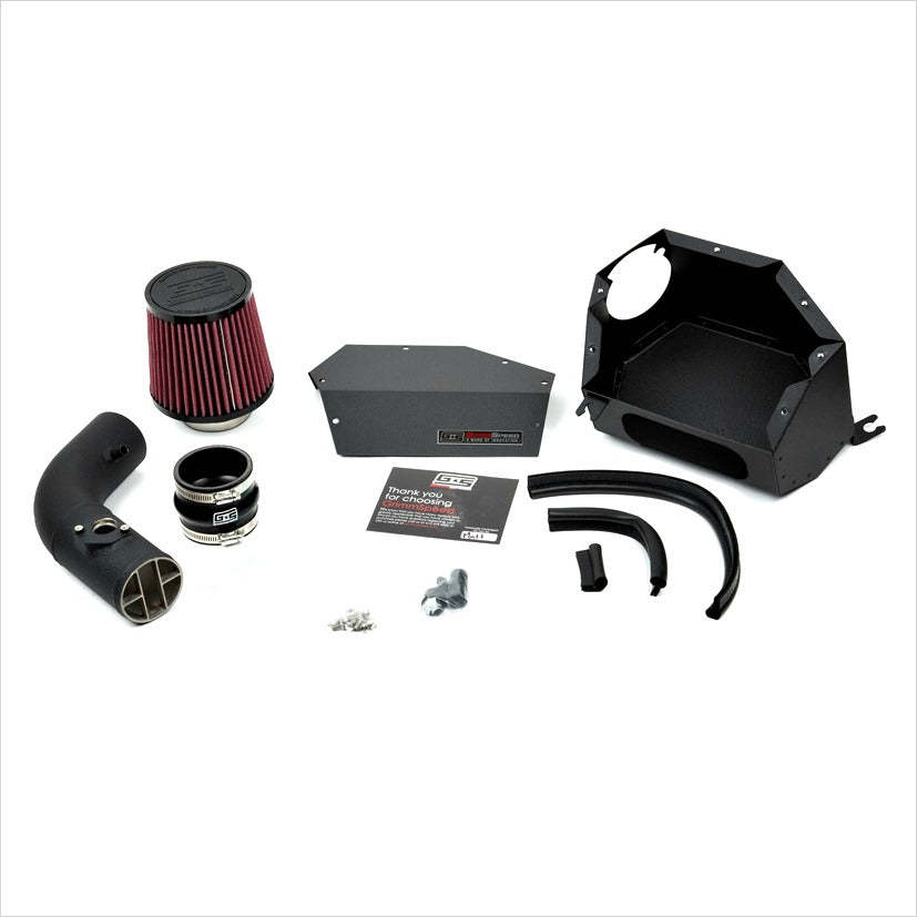 GrimmSpeed Cold Air Intake Black BRZ FR-S T86
