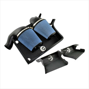 aFe MagnumForce Cold Air Intake Stage 2 Pro 5R Oiled (with scoops) BMW E90 E92 335I (N54)