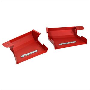 aFe MagnumFORCE Intake Dynamic Air Scoops Red BMW E90 E92 335i M3