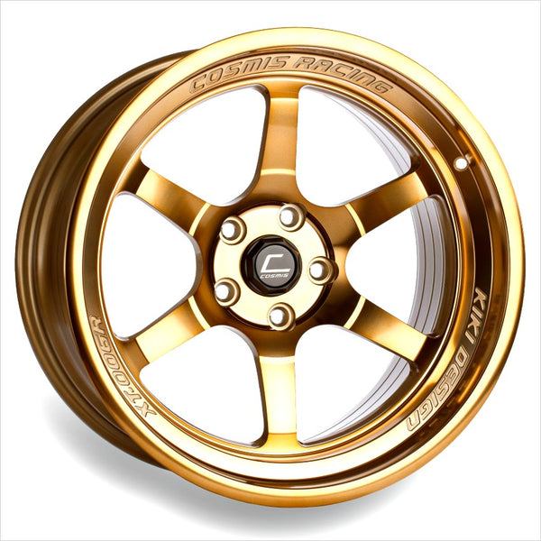 Cosmis XT-006R Hyper Bronze Wheel 18x9.5 5x114.3 +10mm