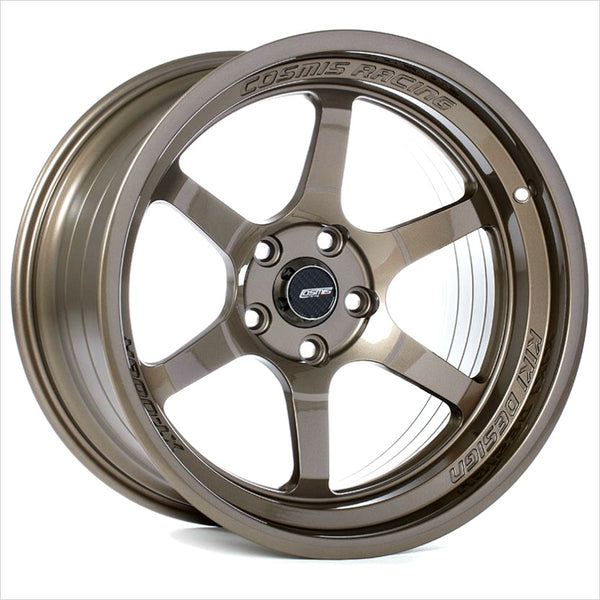 Cosmis XT-006R Bronze Wheel 18x9.5 5x114.3 +10mm