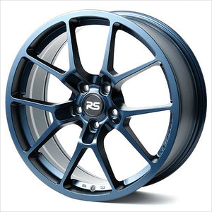 NM Eng RSe10 Satin Midnight Blue Wheel 18x7.5 5x112 45mm