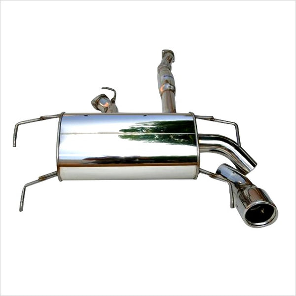 Invidia Q300 Catback Exhaust WRX Hatchback (2008-2010)