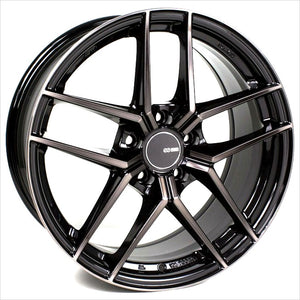 Enkei TY5 Pearl Black Wheel 18x8 5x114.3 50mm