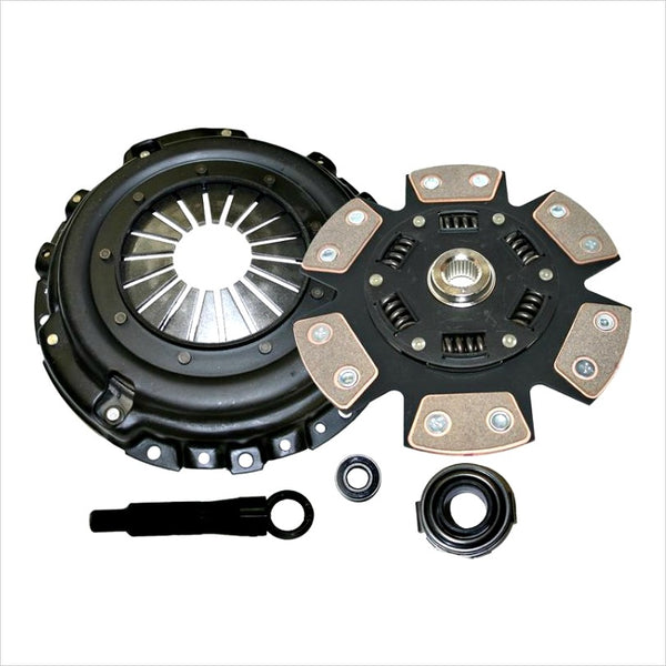 Competition Clutch Stage 4 6-Puck Clutch Kit STI (2004-2018)