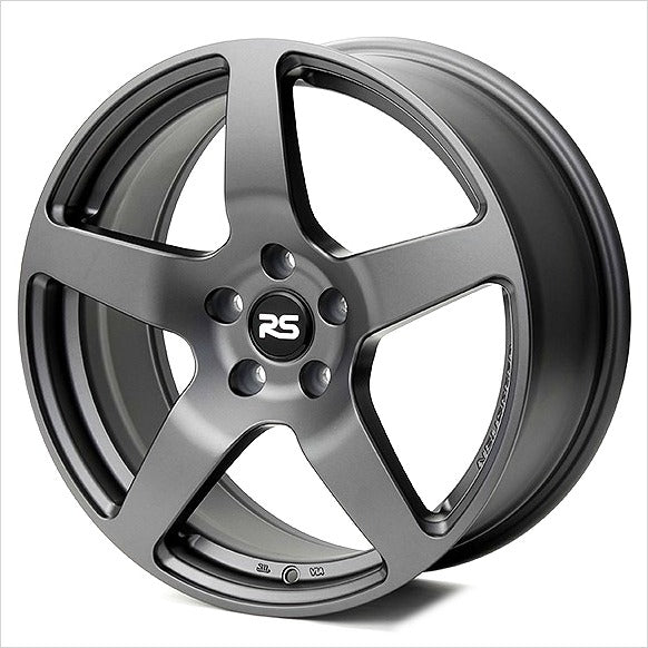 Neuspeed NM Eng RSe52 Satin Gun Metal Wheel 18x7.5 4x100 45mm