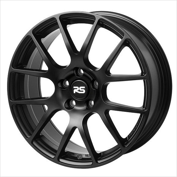 Neuspeed NM Eng RSe12 Satin Black Wheel 18x7.5 4x100 45mm