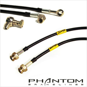 Goodridge Phantom Brake Lines WRX (2015-2020) STI (2008-2014)