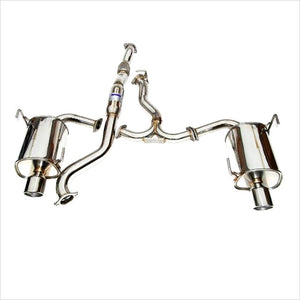 Invidia Q300 Catback Exhaust WRX Sedan (2008-2010)