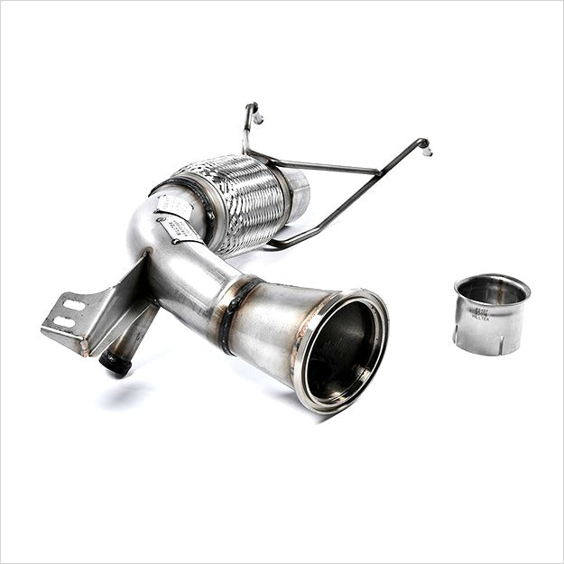 Milltek Downpipe Catless (fits OE System Only) MINI S F56