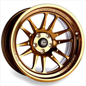 Cosmis XT206R Hyper Bronze Wheel 17x8 5x100 +30mm