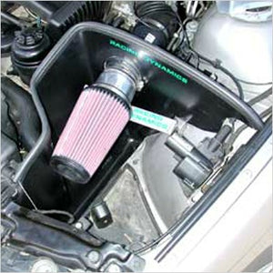 Racing Dynamics Intake w/Heat Shield BMW E39 525i 528i