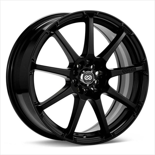 Enkei EDR9 Black Wheel 17x8 5x100/114.3 38mm