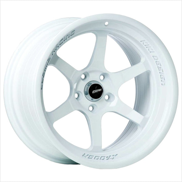 Cosmis XT-006R White Wheel 18x11 5x114.3 +8mm