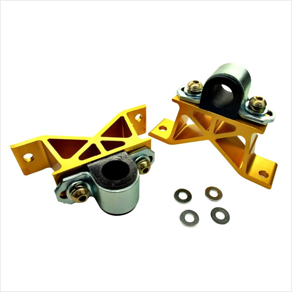 Whiteline Forged Aluminum Sway Bar Mounts 27mm WRX / STI (2002-2007)