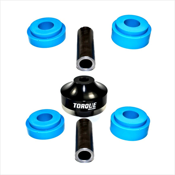 Torque Solution Solid Differential Mount w/ Urethane Inserts EVO X