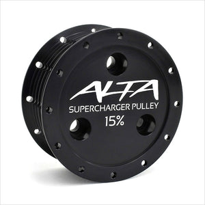 Alta V2 Supercharger Pulley 15% MINI Cooper S R53