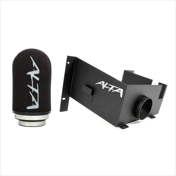 Alta Cold Air Intake Black (without inlet hose) MINI Cooper S R53