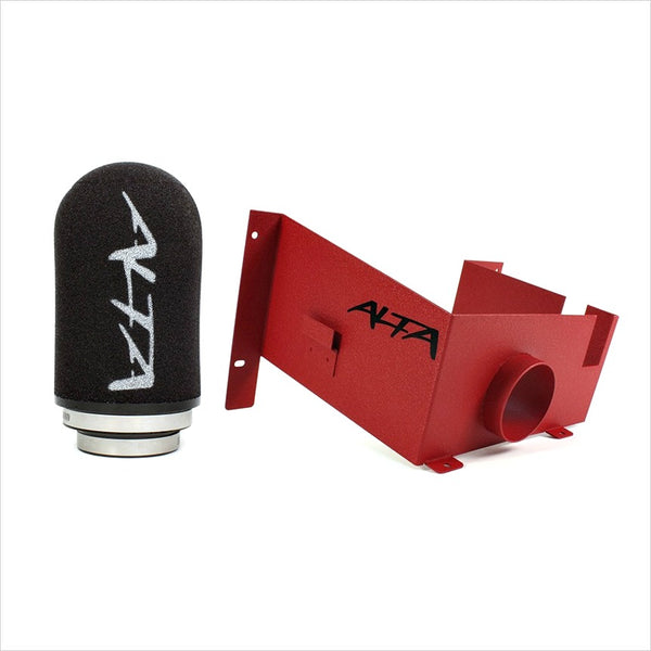 Alta Cold Air Intake Red (without inlet hose) MINI Cooper S R53