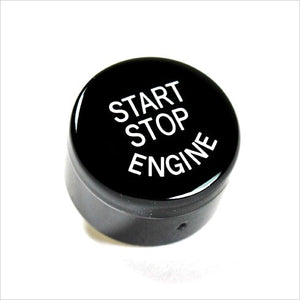 AutoTecknic Start Stop Button Gloss Black BMW F-Chassis