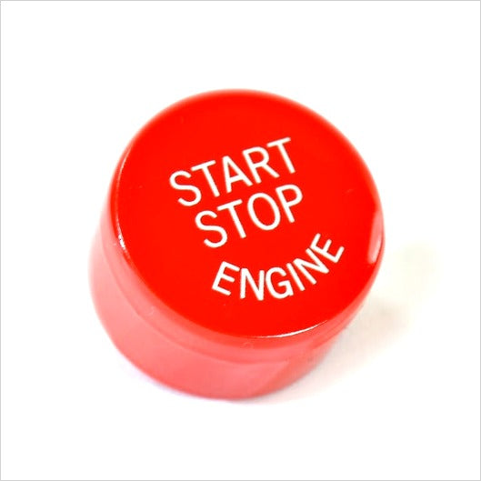 AutoTecknic Start Stop Button Red BMW F-Chassis