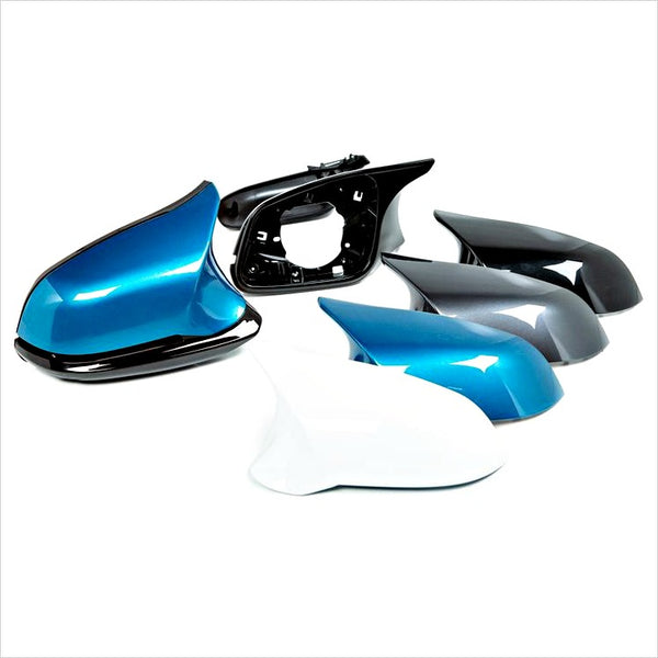 AutoTecknic M-Inspired V3 Painted Mirror Housing Kit BMW F22 F30 F32 F87 M2