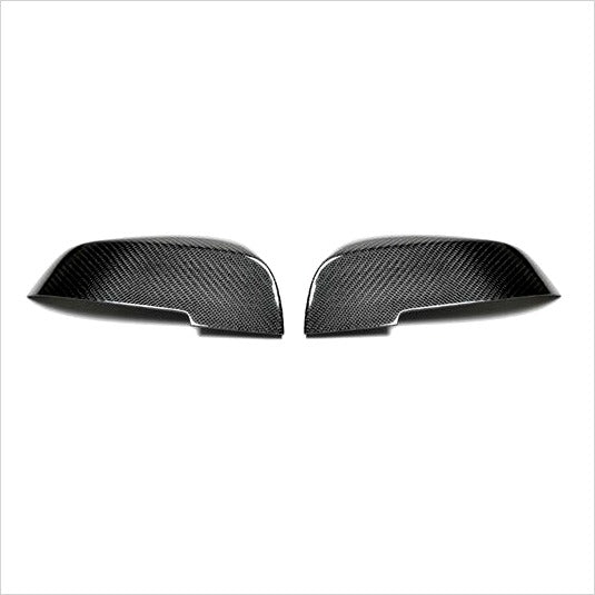 AutoTecknic Carbon Fiber Mirror Covers BMW F87 M2