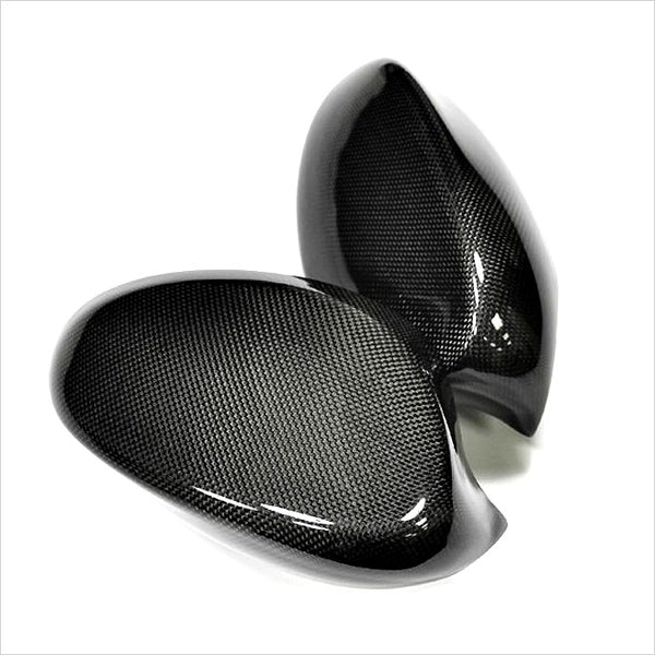 AutoTecknic Carbon Fiber Mirror Covers BMW E92 (non-M3) (2007-2009)